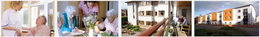 mailing list of carehomes